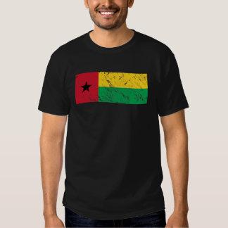 Bandeira de Guiné-Bissau Tshirts
