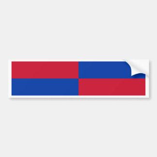 Bandeira de Harenkarspel Adesivo De Para-choque