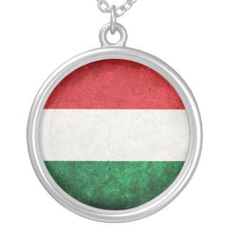 Bandeira de Hungria Colar Personalizado