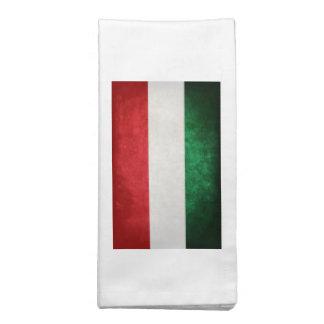 Bandeira de Hungria Guardanapo