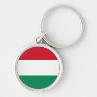 Bandeira de Hungria Chaveiro