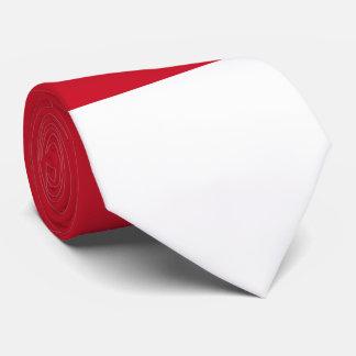 Bandeira de Indonésia/Monaco Gravata