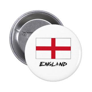 Bandeira de Inglaterra Boton