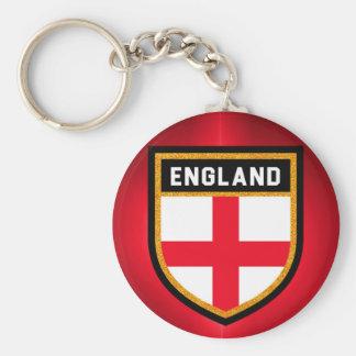 Bandeira de Inglaterra Chaveiro