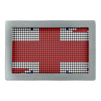 Bandeira de ingleses da bandeira do jaque de união