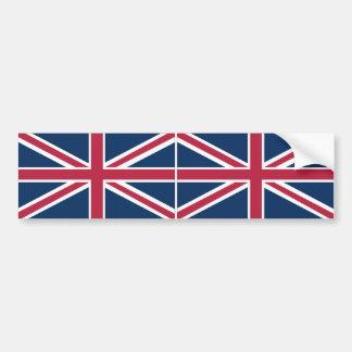 Bandeira de Ingleses/Reino Unido Adesivo Para Carro