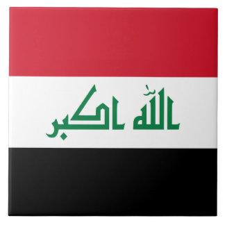 Bandeira de Iraque