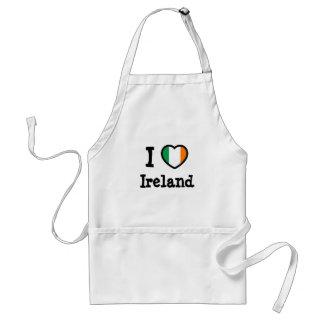 Bandeira de Ireland Aventais