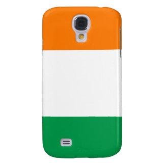 Bandeira de Ireland Capas Personalizadas Samsung Galaxy S4
