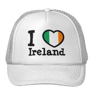 Bandeira de Ireland Bonés
