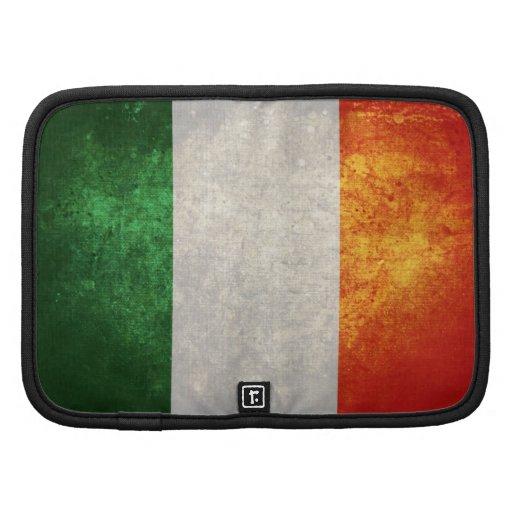 Bandeira de Ireland Organizadores