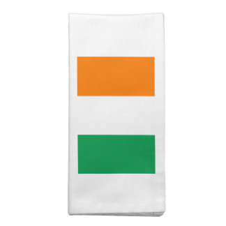 Bandeira de Ireland Guardanapos Impresso