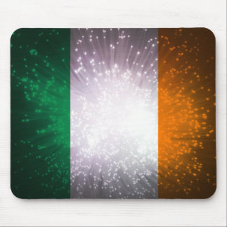 Bandeira de Ireland Mouse Pads
