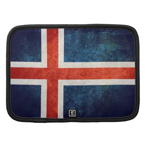 Bandeira de Islândia Agendas