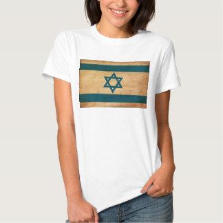 Bandeira de Israel Camisetas