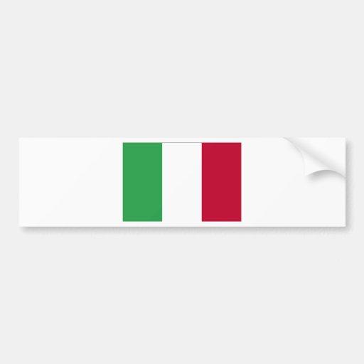 BANDEIRA DE ITALIA ADESIVO