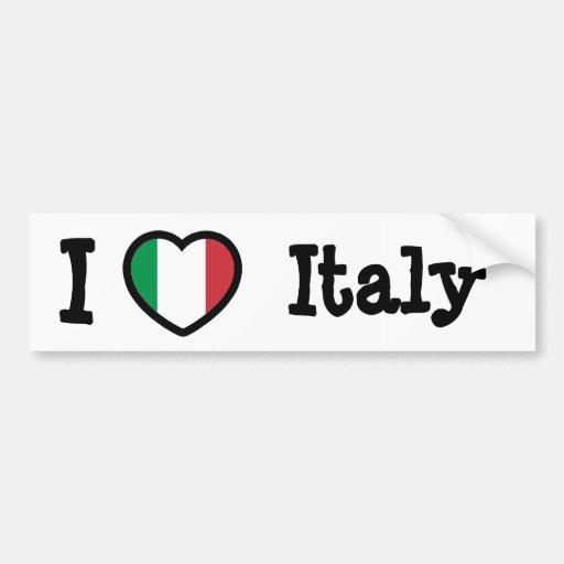 Bandeira de Italia Adesivos