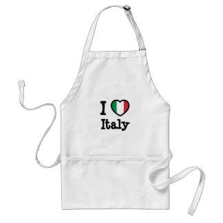 Bandeira de Italia Aventais