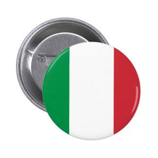 Bandeira de Italia Pins