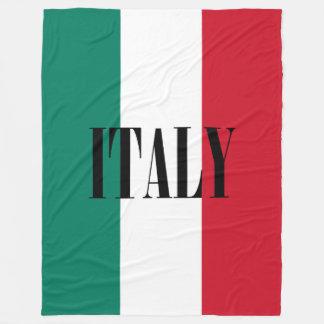Bandeira de Italia Cobertor De Lã