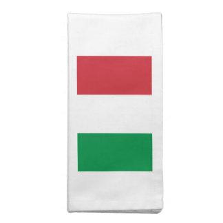 Bandeira de Italia Guardanapos