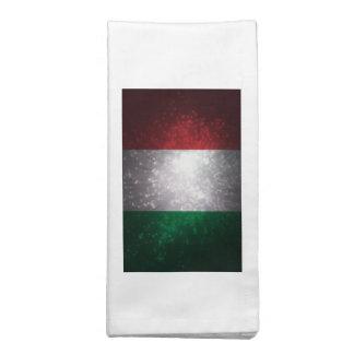 Bandeira de Italia Guardanapos Impresso