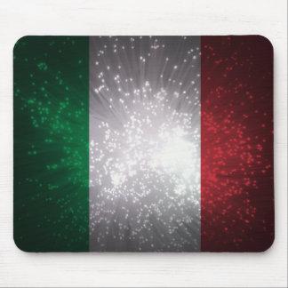 Bandeira de Italia Mousepads