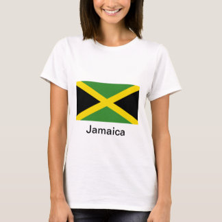 Bandeira de Jamaica Camiseta