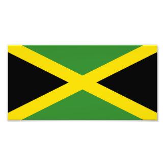 Bandeira de Jamaica Impressão De Foto