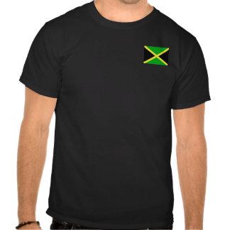 Bandeira de Jamaica T-shirts