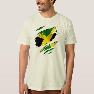 bandeira de jamaica tshirt