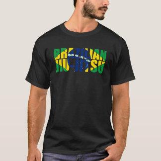 Bandeira de Jiu Jitsu do brasileiro Camiseta