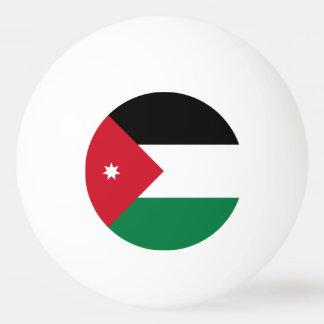 Bandeira de Jordão Bola Para Ping Pong