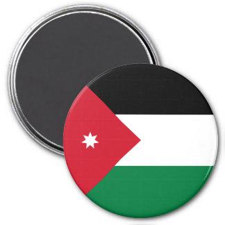 Bandeira de Jordão Imã