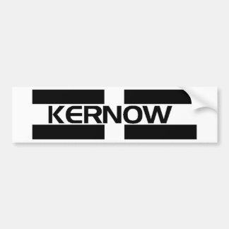 BANDEIRA DE KERNOW ADESIVO PARA CARRO