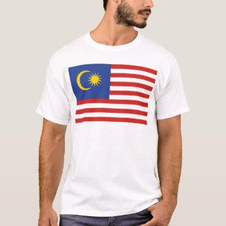 bandeira de Kuala Lumpur Camiseta