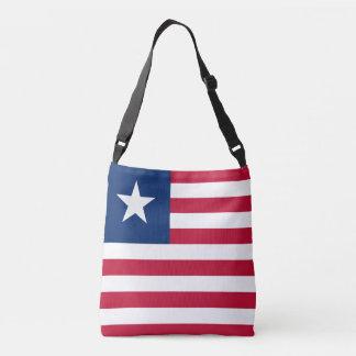Bandeira de Liberia Bolsa Ajustável