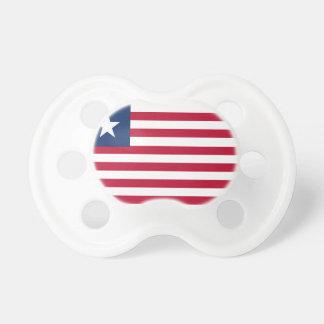 Bandeira de Liberia Chupeta