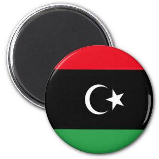 Bandeira de Líbia Imãs De Geladeira