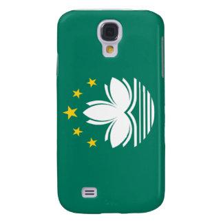 Bandeira de Macau Galaxy S4 Cover