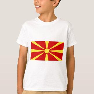 Bandeira de Macedónia Camiseta
