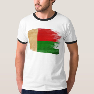 Bandeira de Madagascar Camiseta