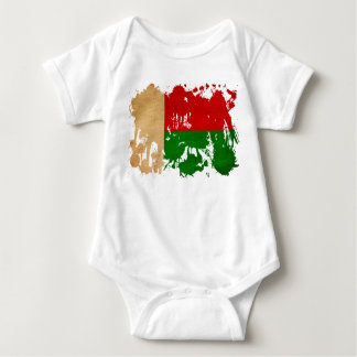 Bandeira de Madagascar Tshirt