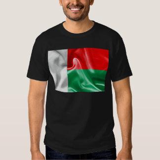 Bandeira de Madagascar Tshirts