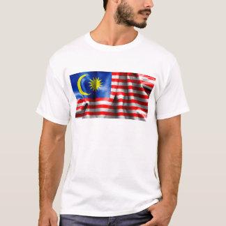 Bandeira de Malaysia Camiseta
