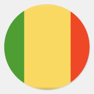 Bandeira de Mali Adesivo