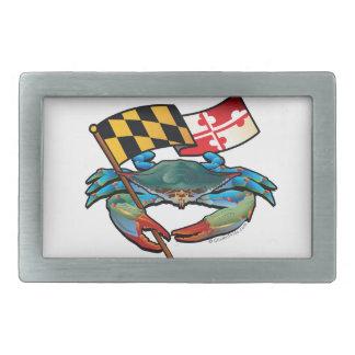 Bandeira de Maryland do caranguejo azul