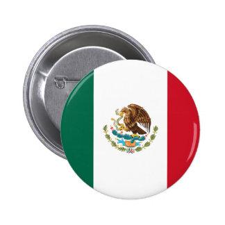 Bandeira de México Boton