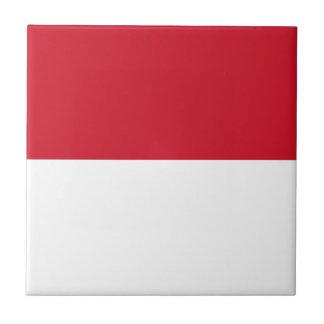 Bandeira de Monaco