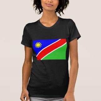 Bandeira de Namíbia Camisetas